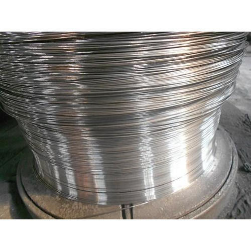 Custom Stainless Steel Wire For Making Springs , Thin Spring Wire For Auto Industry